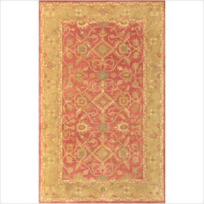 Windsor Regal Persian Rust Oriental Rug Size: Runner 2'6