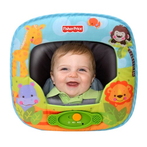 Fisher Price Precious Planet Deluxe Auto Music