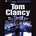 The Hunt for Red October (       UNABRIDGED) by Tom Clancy Narrated by J. Charles