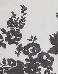 VB Woman's Scarf, classic - flower-pattern
