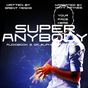 Super Anybody Audiobook