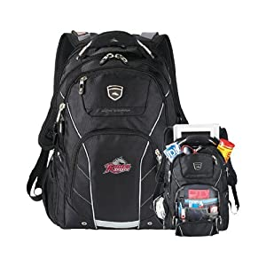 Buy Rider High Sierra Elite Fly By Compu Backpack 'Rider Broncs Offical Logo' by CollegeFanGear