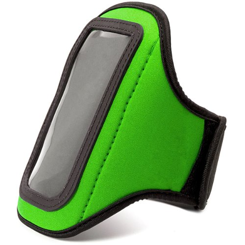 MANY COLORS AVAILABLE // Comfy Sport Band Adjustable Workout Velcro Strap Armband For Acer Mobile Phones + eBigValue Determination Hand Strap pink adjustable strap sport vest