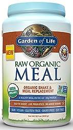 Garden of Life Raw Organic Meal Vanilla Chai 32.1oz (909g) Powder