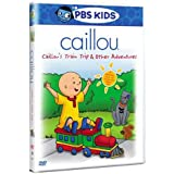Caillou - Caillou's Train Trip & Other Adventures [Import]
