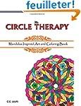 The Circle Therapy: Mandalas Inspired...