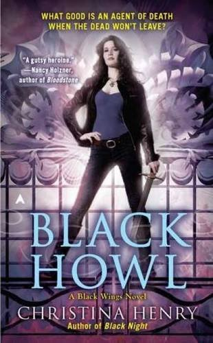 Black Howl (Black Wings, Book 3)