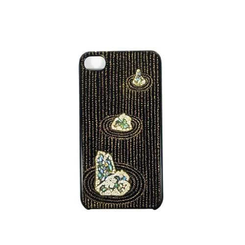 Amazon.com: Maki-e iPhone 4/4S Cover Case Made in Japan - Sekitei (Stone Garden): Cell Phones & Accessories