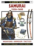 img - for Samurai 1550-1600 (Warrior) book / textbook / text book