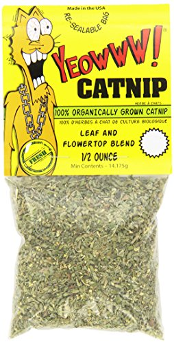 picture Yeowww Catnip Bags, 1/2-Ounce