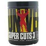 Universal Nutrition, Super Cuts 3, Two-Stage Lipotropic & Diuretic Complex, 130 Tablets