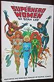 The Superhero Women (0671229281) by Stan lee