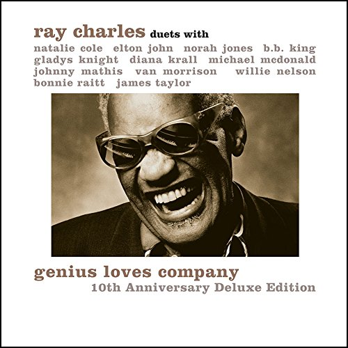 Ray Charles - Genius Loves Company 10th Anniversary [cd/dvd Combo] - Zortam Music