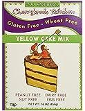 Cherrybrook Kitchen Gluten Free Yellow Cake Mix, 16.4-Ounce Boxes (Pack of 6)