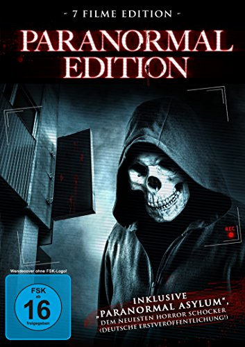 Paranormal Edition (7 Filme Edition) [2 DVDs]