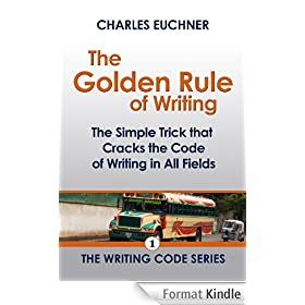 The Golden Rule of Writing (The Writing Code Series) (English Edition)