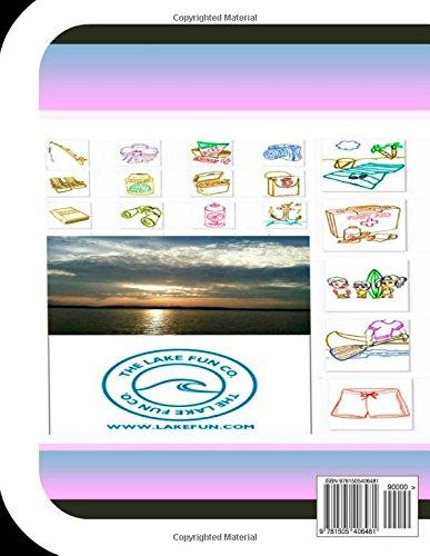 Sylvan Lake Fun Book: A Fun and Educational Lake Coloring Book