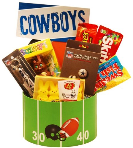Dallas Cowboys Easter Basket