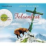 Felsenfest (Hörbestseller): Alpenkrimi