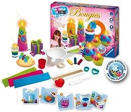 Ravensburger - 18625 - Kit de Loisir Créatif  - Bougies Maxi - C'est moi qui crée