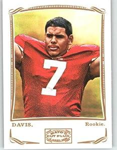 Nate Davis - RC - Rookie Card - San Francisco 49er