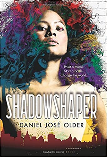 Shadowshaper cover