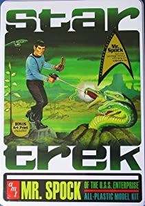 Star Trek Mr Spock Special Collectors Tin