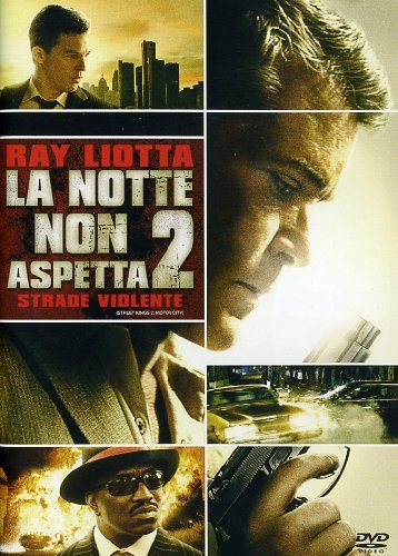 La notte non aspetta 2 - Strade violente [IT Import]