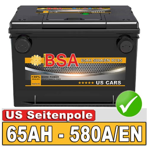 bsa 75 580 autobatterie spar baumarkt. Black Bedroom Furniture Sets. Home Design Ideas