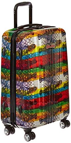 carlos-falchi-rio-25-inch-pullman-rainbow-snake-one-size