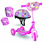 Hello Kitty 3 Wheels Scooter