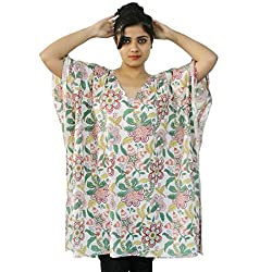 Etti Be Trendy Women's Kaftan (ES299_Multi_Free Size)