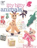 img - for Itty-Bitty Animals (Annie's Attic: Crochet) book / textbook / text book