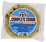 Lenny & Larrys The Complete Cookie, Chocolate Chip, 4-Ounce Cookies (Pack of 12)