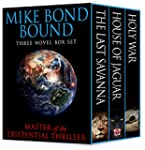 MIKE BOND BOUND: HOLY WAR -  HOUSE OF...