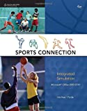 img - for The Sports Connection: Integrated Simulation (Business Presentation) book / textbook / text book