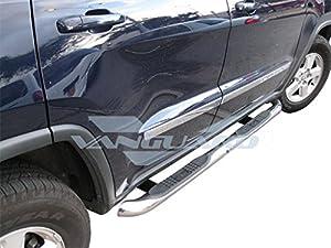 Amazon.com: VANGUARD 2011-2015 Jeep Grand Cherokee Side Step Nerf Bar