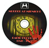 img - for MURDER at MIDNIGHT - Old Time Radio (OTR) Horror / Mystery / Suspense / Ghost Story Audiobooks (mp3 CD) (41 Episodes) Great for a Halloween Party or Gift book / textbook / text book