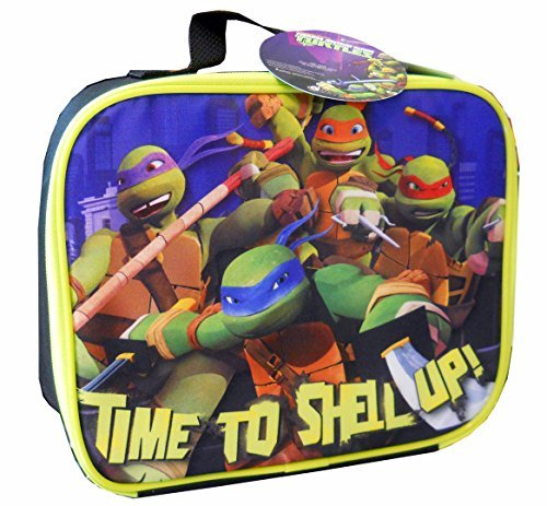 Teenage Mutant Ninja Turtles Insulated Lunch Bag - Lunch Box