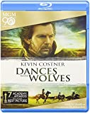 Dances With Wolves [Blu-ray] [1990] [US Import]