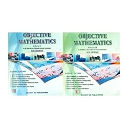 OBJECTIVE MATHEMATICS FOR JEE MAIN, ADVANCED AND OTHER ENGG. EXAMS
