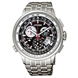"Citizen Herren-Armbanduhr Chronograph Silber BY0011-50Evon ""Citizen"""
