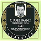 Charlie Barnet and his orchestra: 1940