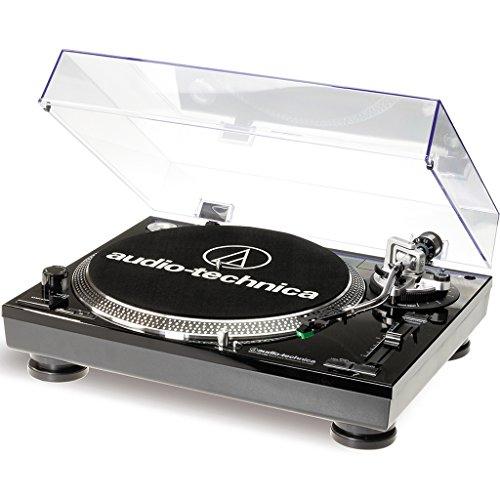 Audio-Technica AT-LP120USBCBK Tourne-disque