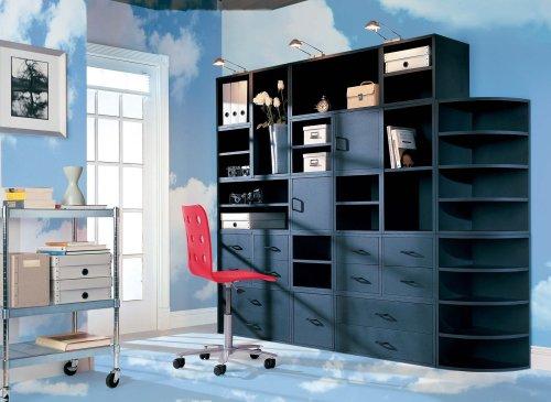 Foremost 327406 Modular 2 Drawer Cube Storage System