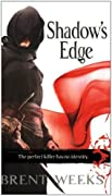 Shadow's Edge (The Night Angel Trilogy) by Brent Weeks cover image
