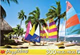 Fiji Beach - 300 Pc Jigsaw Puzzle - NEW