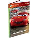LeapFrog LeapReader Early Reader Book: Disney-Pixar Cars Racing Adventures (Works with Tag)