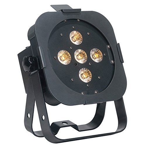 American Dj Flat Par Tw5 25 Watt White Led Dynamic