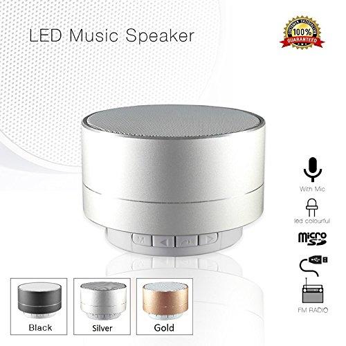 mini-bluetooth-speaker-portable-wireless-rechargeable-bluetooth-travel-speaker-40-led-light-of-silve